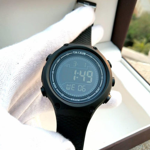 Taixun Digital Display Sports Watch-Export Fit