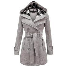 Load image into Gallery viewer, Winter Long Coat For Women-Export Fit