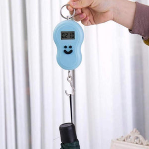 375 -40Kg 10g Portable Handy Pocket Smile Mini Electronic Digital LCD Weighing Scale