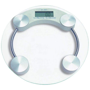 Electronic Tempered Glass Digital Weighing Scale