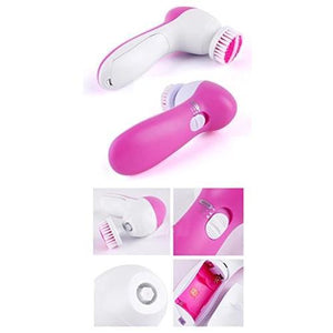 Smoothing Body & Facial Massager (Pink)