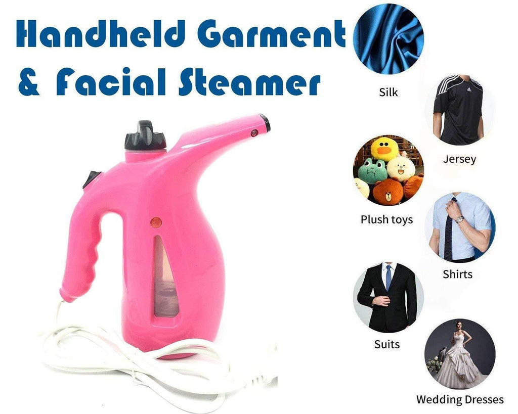 Handheld Garment & Facial Electric Steamer