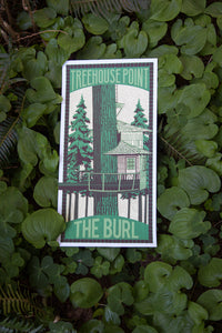 The Burl Poster - Limited Edition