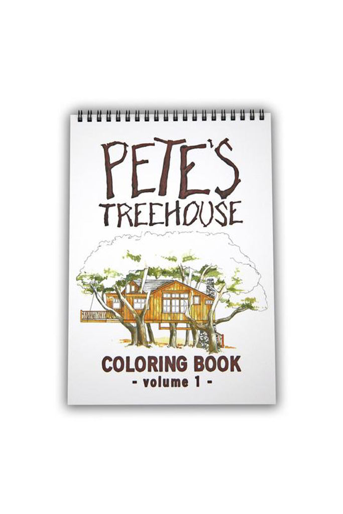 Coloring Book - Volume 1