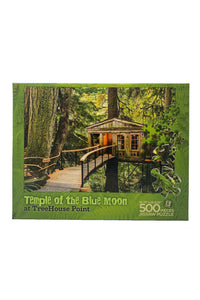 Temple of the Blue Moon Puzzle