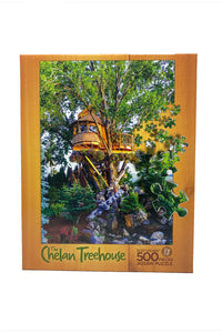 Chelan Treehouse Puzzle