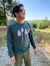 Three Pines Adult Long Sleeve: The Loon