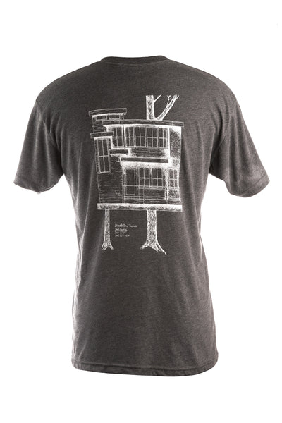 Heather Black Nashville T-Shirt