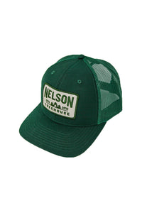 Nelson Treehouse Forest Green Hat