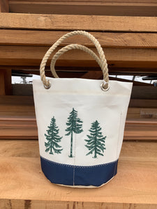 Three Pines Sea Bags® Beverage Bag: The Loon by The Woods Maine