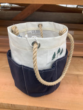 The Tool Bucket from The Woods Maine Sea Bag Collection.