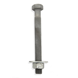 "3/4"" x 7"" Galvanized Hex Bolt with Nut and Washer"