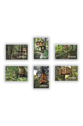 Treehouse Point Magnets
