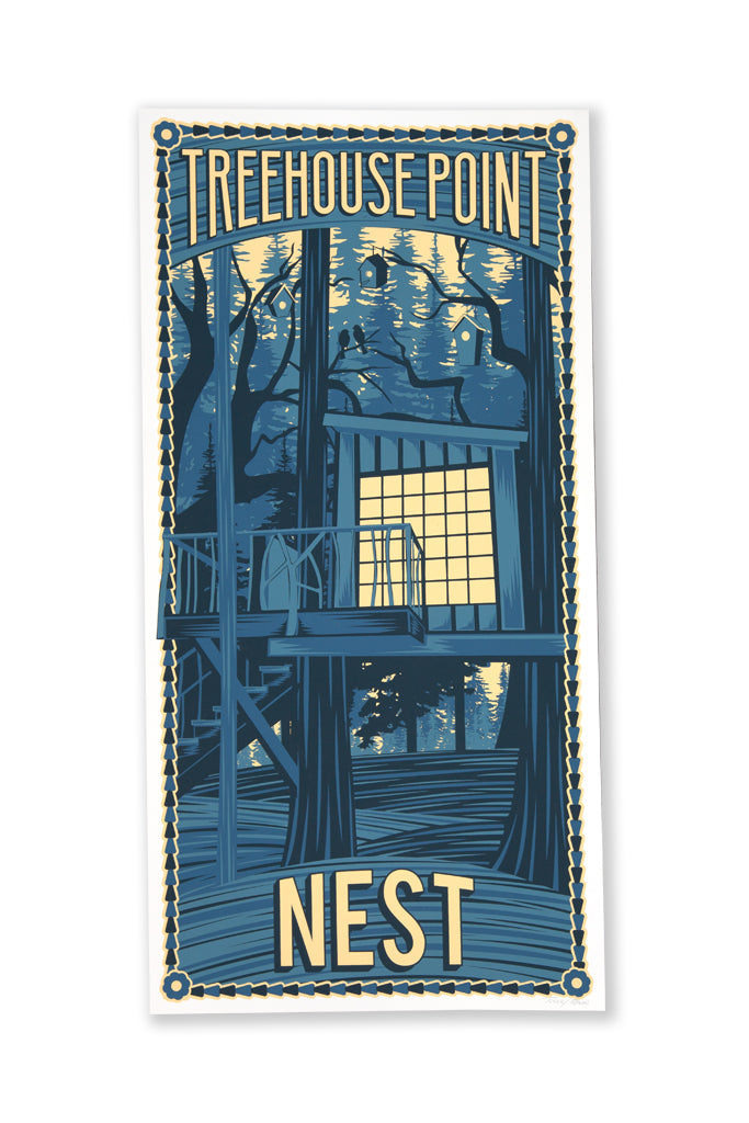Nest Poster - Limited Edition