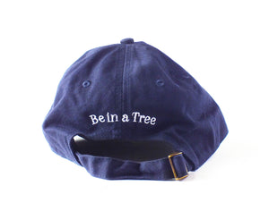 Treehouse Point Baseball Cap - Blue