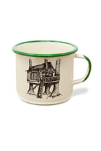 Enamel Mug - Upper Pond