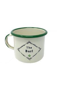 Enamel Mug - The Burl
