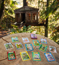 Treehouse Trading Cards