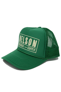 Green Classic Trucker Hat