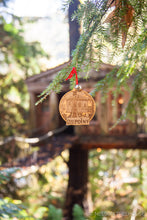 Temple Treehouse Ornament
