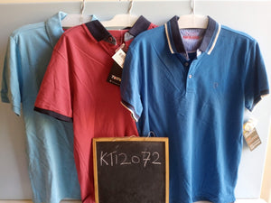 KT12072 3x Polo  Maat: M