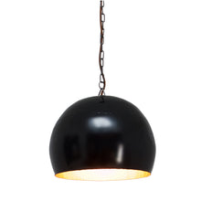 Afbeelding in Gallery-weergave laden, KF1060 - Hanging Lamp Faberge black