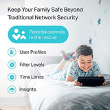 TP-Link AC1750 Smart WiFi Router (Archer A7) - Dual Band Gigabit Wireless Internet Router for Home, Works with Alexa, VPN Server, Parental Control and QoS