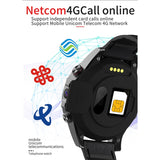 32G GPS Watch 4G Smart Watch Men 800mAH Android 7.1 Video Call Smart Phone Watches 500MP Dual Camera Smartwatch