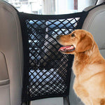 Elastic Car Pet Fence Dog Safety Isolation Net Children Travel Isolation Barrier Mesh Dog Fence Anti-collision