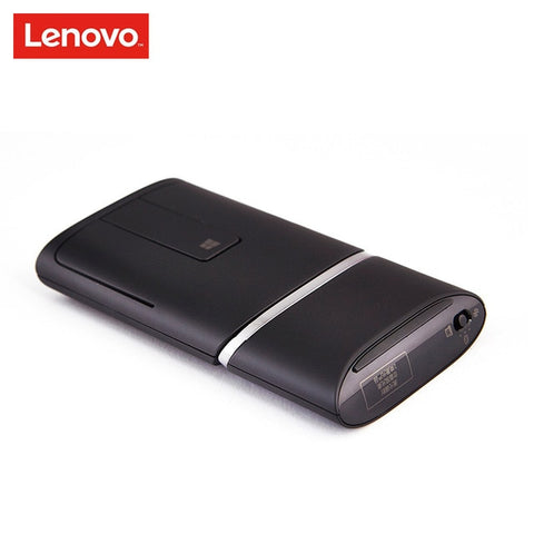 Lenovo N700 Dual Mode Bluetooth 4.0 and 2.4G Wireless Touch Mouse Laser Pointer
