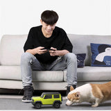 Smart RC Car Intelligent 1:16 Proportional 4 Wheel Drive Rock Crawler Controller