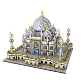 3950Pcs Landmarks Taj Mahal Model Building Block Toys for Kids Creator Blocks World Famous Toys for Kids Educational Bricks