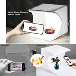 PULUZ 2LED Lightbox Light box Mini Photo Studio Box 1100LM Photography