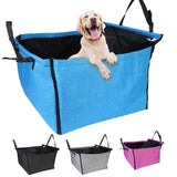 Waterproof Travel Dogs Carriers Bags Cat Carrier Bag Dog Pet Products  Dog Bag Folding Car Seat Carrier Basket Cat Bags