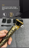 Electric Hair Clipper Rechargeable Shaver Beard Trimmer Professional Men Hair Cutting Machine Beard Barber Hair Cut