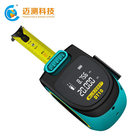 Digital Laser Measure with LCD Display Measuring tape Laser Rangefinder Measuring tools