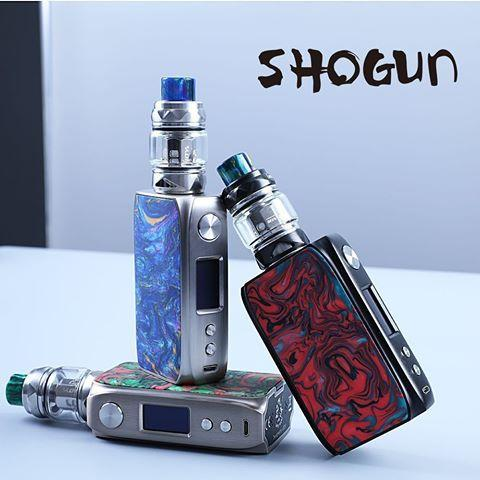 <font color=red>New</font><br> IJOY SHOGUN UNIV 180W Kit