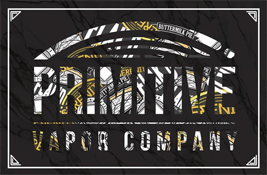 <font color=red>New</font><br> Primitive Vape Co. - 60ml