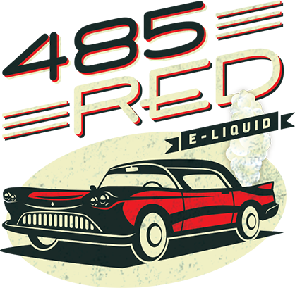 <font color=red>New</font><br>485 Red eliquid - 60ml
