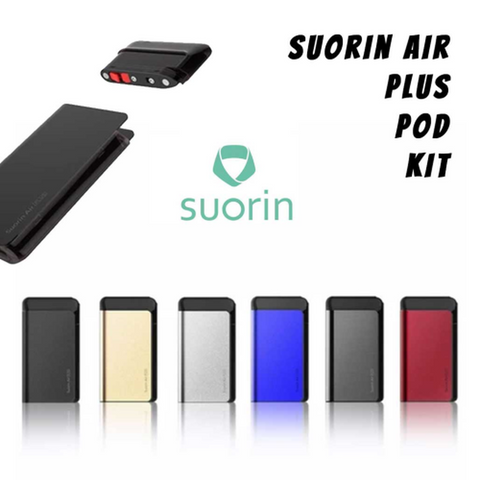 AIR PLUS POD Kit