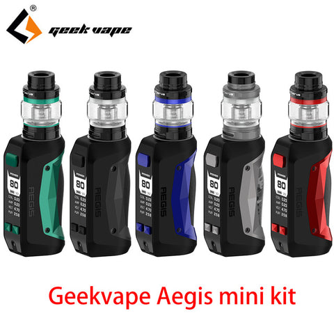 AEGIS Mini 80wt Kit 2200mah