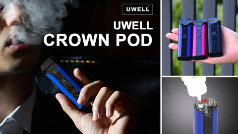 <font color=red>New</font><br> CROWN POD System Kit