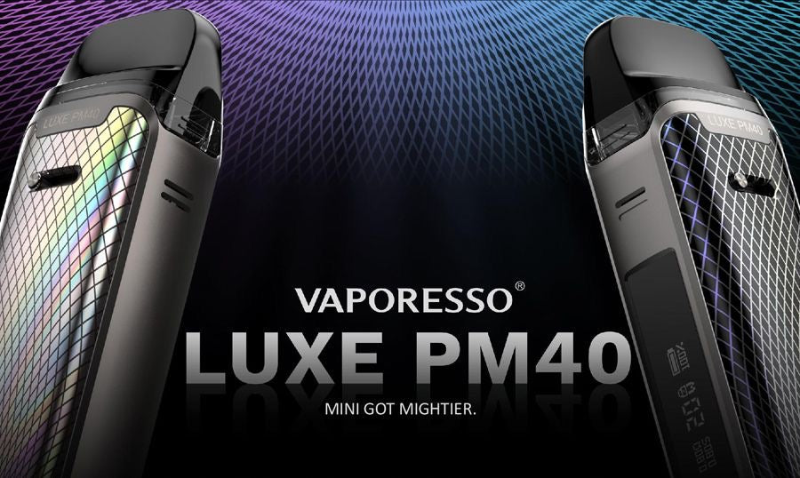 <font color=red>New</font><br>  VAPORESSO LUXE PM40 POD Kit