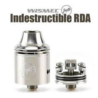 Wismec Indestructible Atty RDA(authentic)