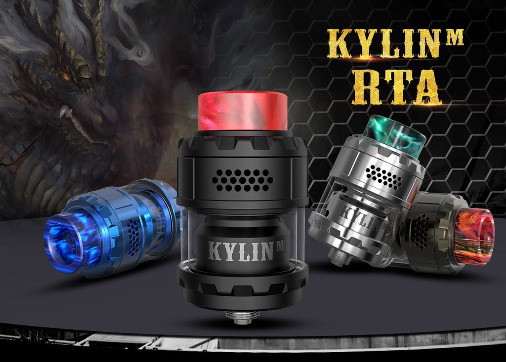 <font color=red>NEW</font><br>KYLIN M RTA - 24mm