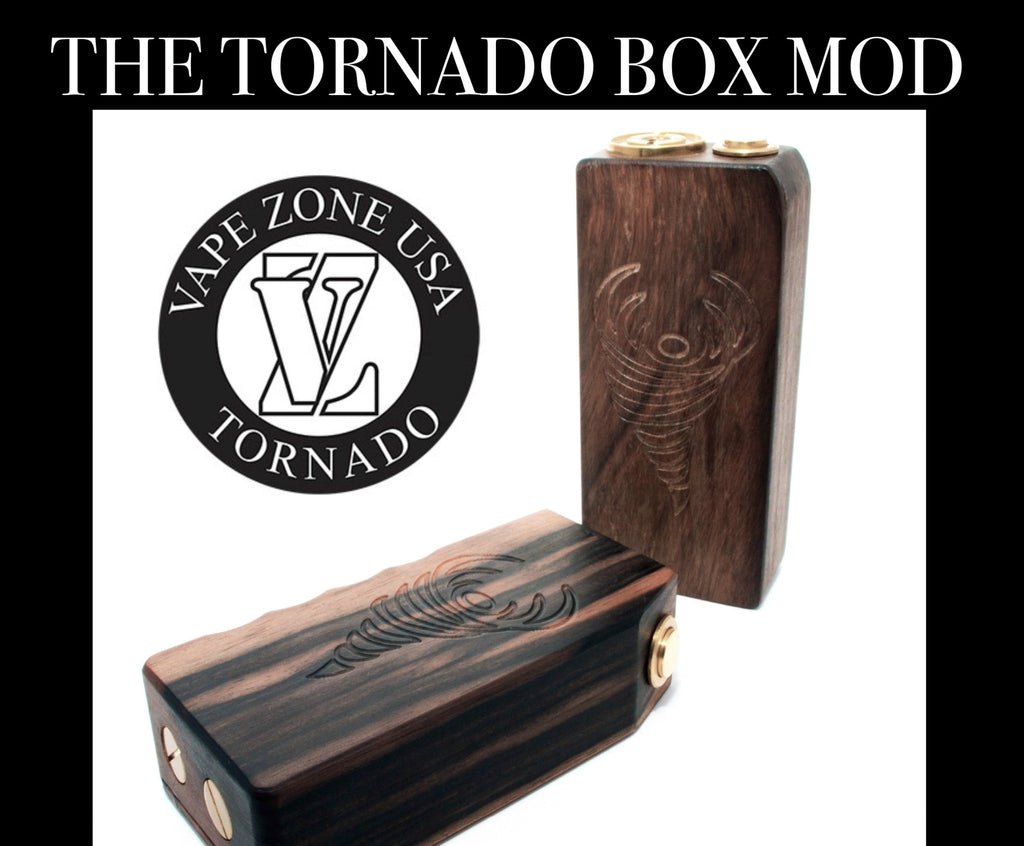Tornado Box Mod (authentic)<br><font color=red> Sale</font>