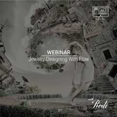 Free Webinar - Jewelry Designing With Flow - Metal Clay Adventures