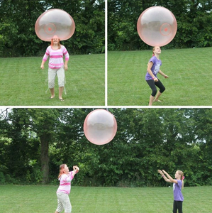 Reusable Bubble Ball