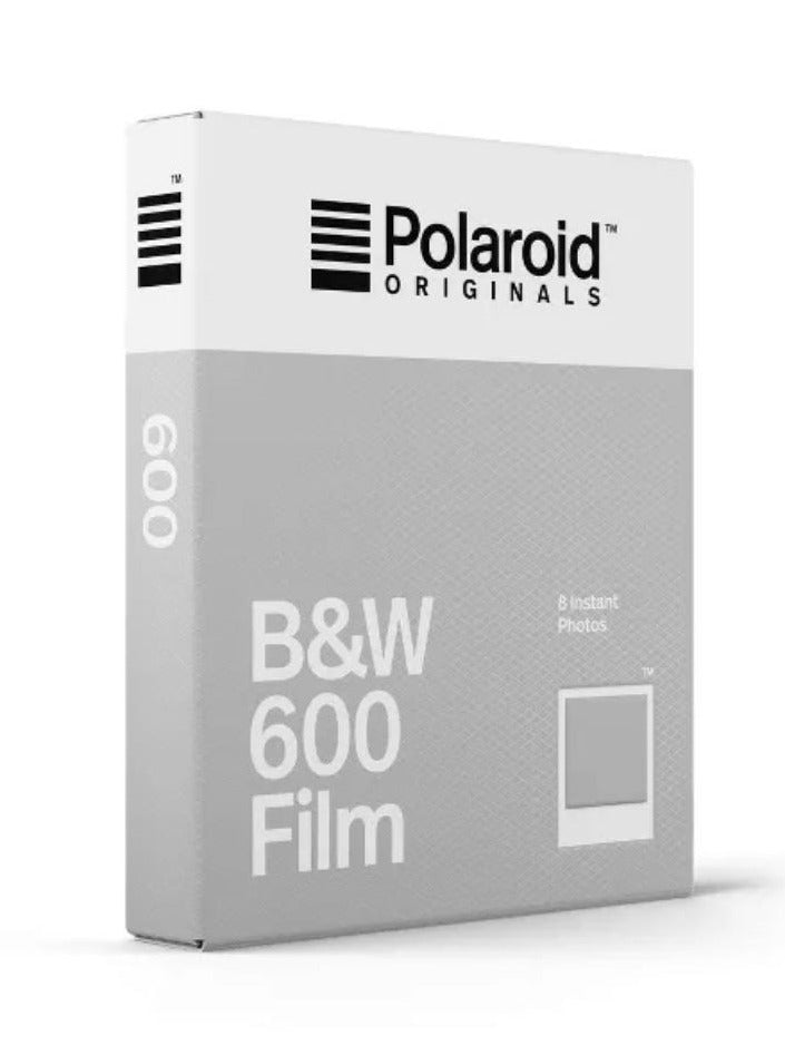 Polaroid 600 Black+White Film