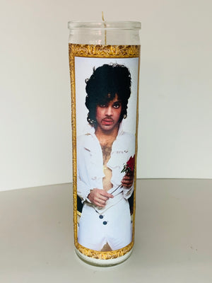 Celebrity Candle Prince